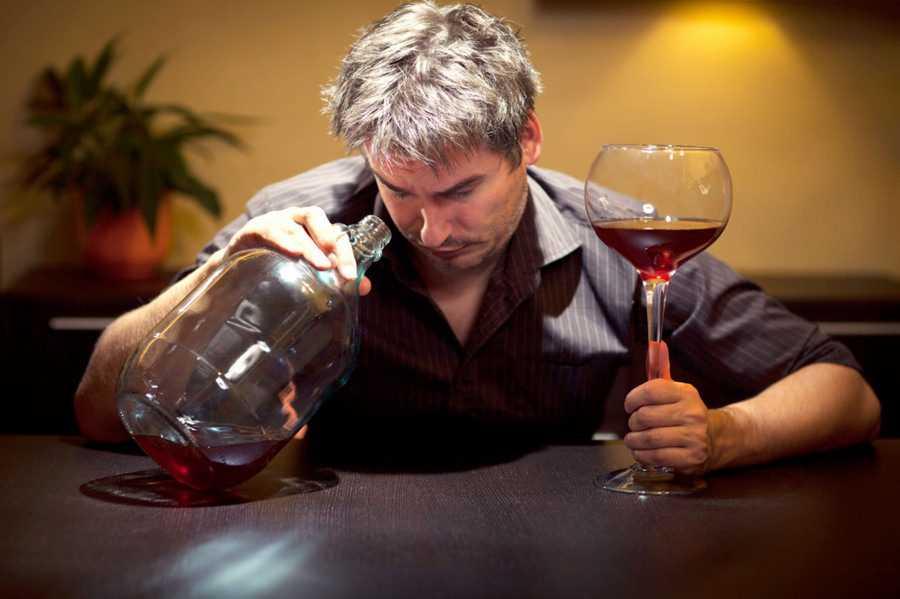 Пить алкоголь раз в неделю это алкоголизм